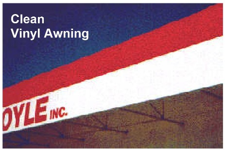 Basic Cleaning & Sealing - Awning Cleaning - the best ...