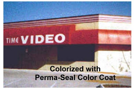 Perma Seal Color Coat