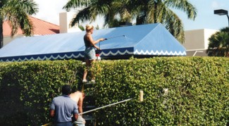 Proessional Vinyl Techniques - Awning Cleaning - the best ...
